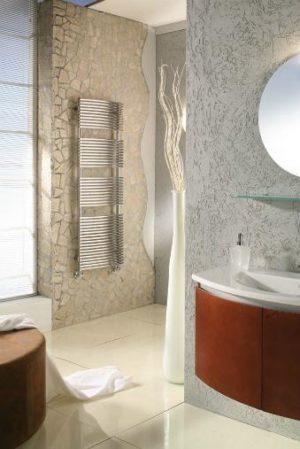 Grzejnik łazienkowy Cordivari Nancy Inox polerowany