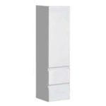 Słupek Defra Como 40cm biały 123-C-04001