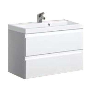 Szafka pod umywalkę Defra Como 60cm biała 124-D-06004