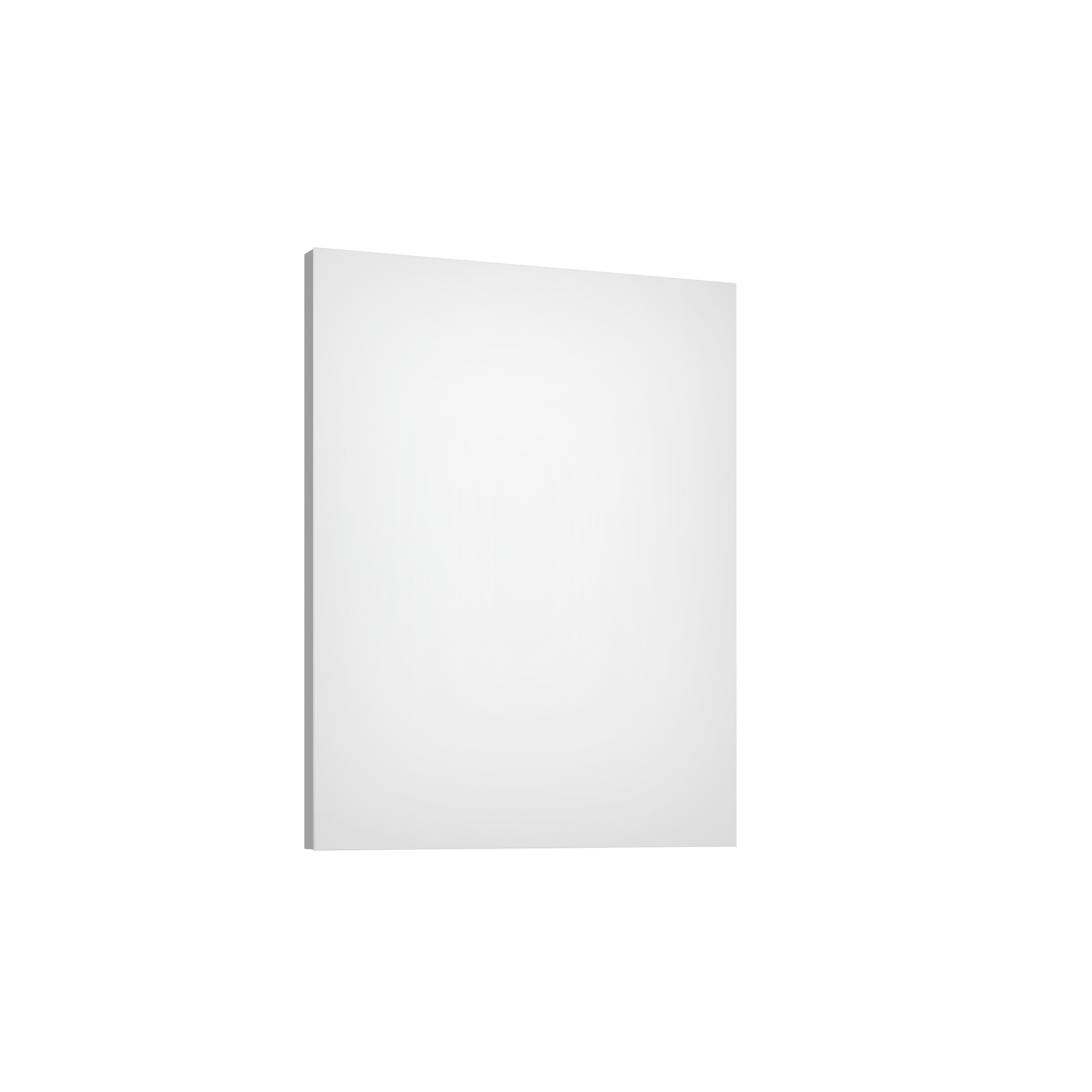 Lustro Defra Como L60/80 Biały Mat 60×76×4,2 76×60×4,2 cm 123-L-06024