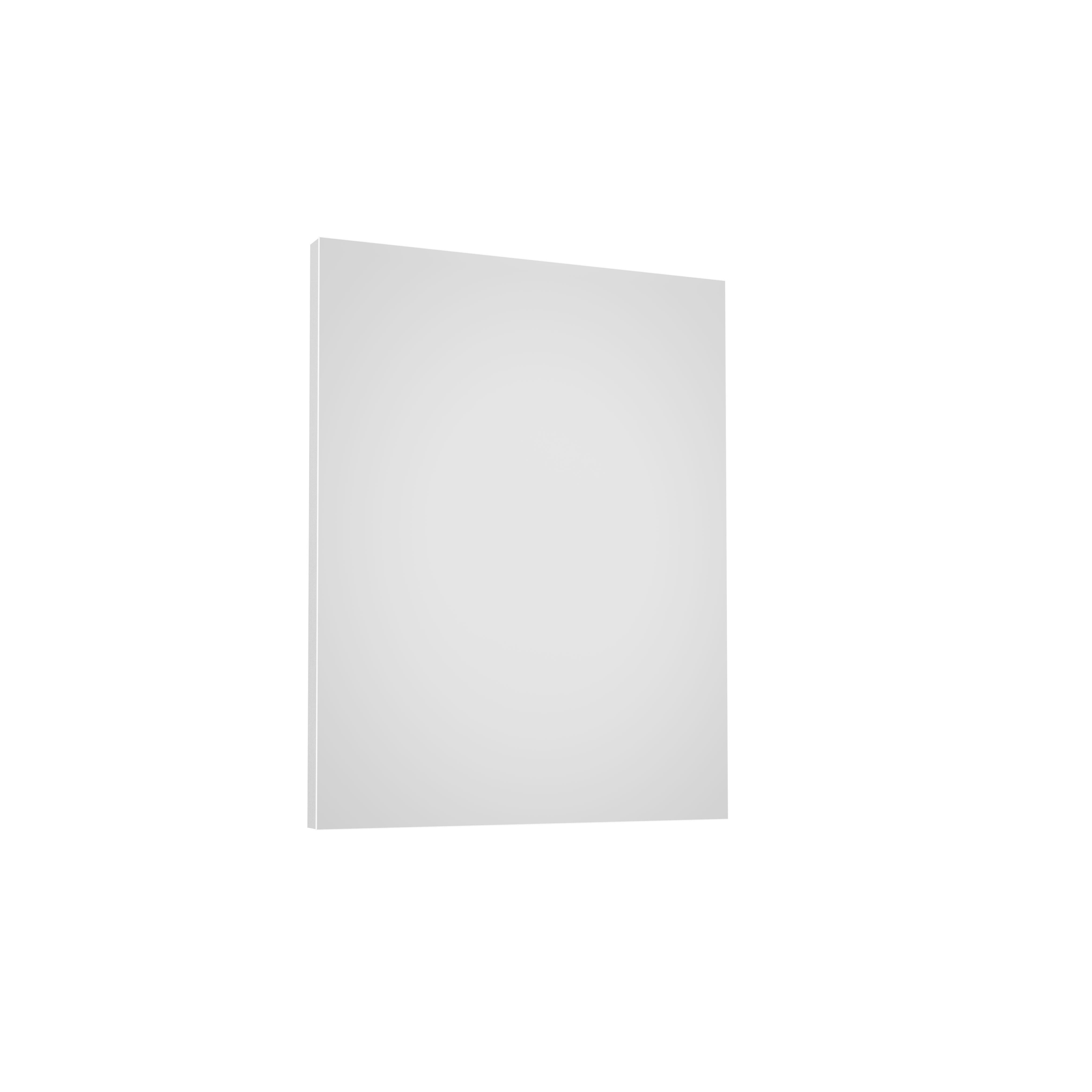 Lustro Defra Como L60/80 Aluminium Szczotkowane 60×76×4,2 76×60×4,2 cm 123-L-06035