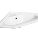 Umywalka narożna Defra Armando 41x41cm 1600