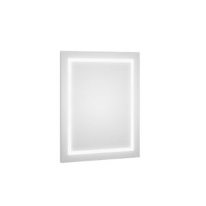 Lustro Defra DOT LED L60/80 Biały Mat 60×80×2,9 cm 217-L-06007