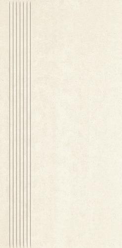 Stopnica podłogowa Paradyż Doblo Bianco 29,8x59,8