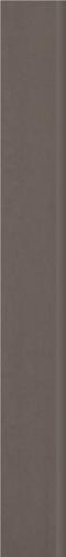 Cokół podłogowy Paradyż Doblo Grafit mat 7,2x59,8