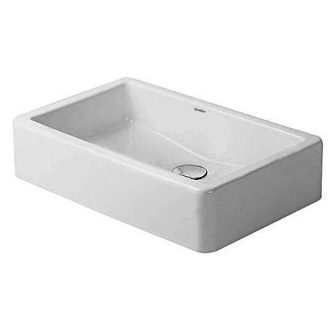 Umywalka nablatowa szlifowana Duravit Vero 60x38cm 04556000001