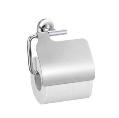 Zdjęcie Uchwyt do papieru toaletowego z klapką Frescor Feel 21.13.00