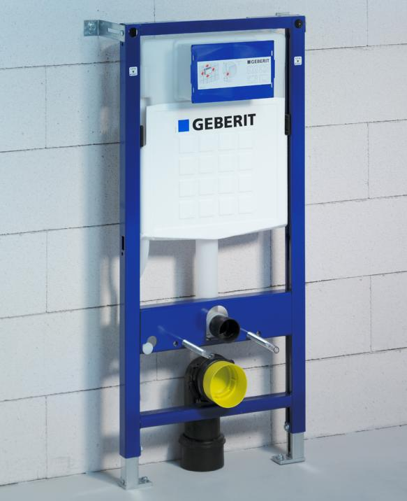 Element montażowy do WC Geberit Duofix UP320, Sigma, H112 111.320.00.5