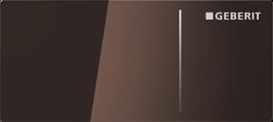 Przycisk uruchamiający Geberit Omega70 szkło umbra 115.083.SQ.1