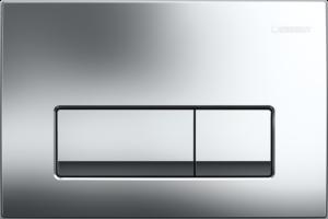 Przycisk spłukujący Geberit Delta51 chrom błyszczący 115.105.21.1