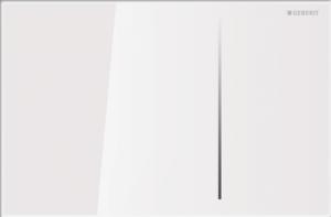 Przycisk uruchamiający Geberit Sigma70 szkło białe 115.625.SI.1