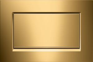 Przycisk spłukujący Geberit Sigma30 złocony 115.893.45.1