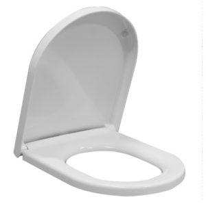 Deska WC wolnoopadająca GSI Norm/Pura MS86CN11