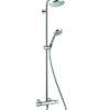 Zdjęcie Zestaw prysznicowy z deszczownicą croma 160 Hansgrohe Croma 27135000