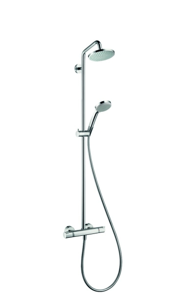 Zestaw prysznicowy z deszczownicą croma 160 Hansgrohe Croma 27135000