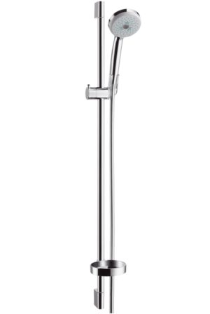 Zestaw natryskowy Hansgrohe Croma 100 Multi EcoSmart/Unica'C 27655000