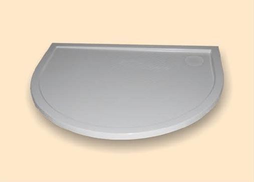 Brodzik 1/2 koła Huppe Purano 114x90cm 210701055