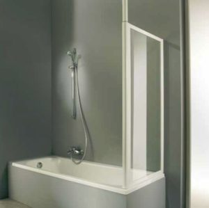 Ścianka boczna Huppe Combinett 2 75cm AC1002.087.322 Anti-plaque