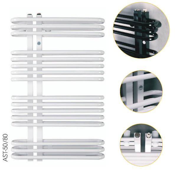 Grzejnik łazienkowy Instal-Projekt Astro AST-50/100 kolory