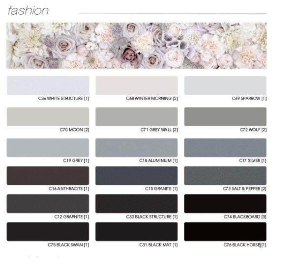 Zdjęcie Grzejnik łazienkowy Instal-Projekt Code COD-40/100 D50 kolory