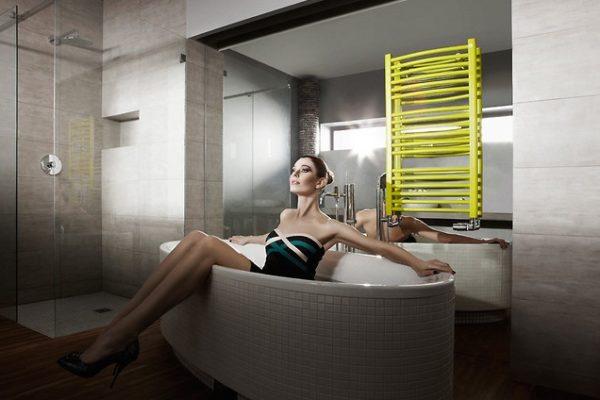 Zdjęcie Grzejnik łazienkowy Instal-Projekt Omega OMER-40/90D50 kolory