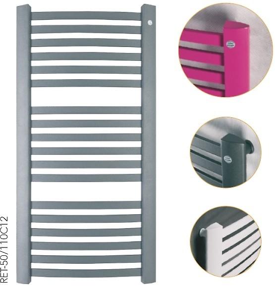 Grzejnik łazienkowy Instal-Projekt Retto RET-50/70D50 kolory
