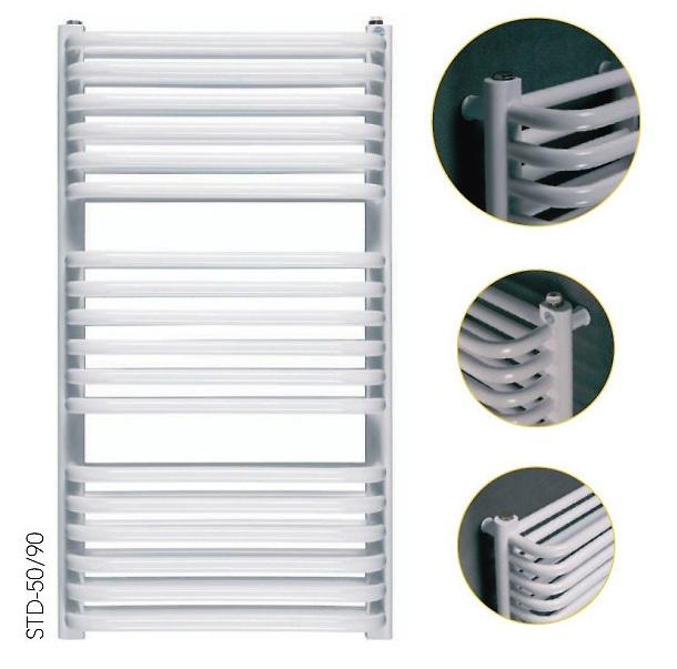 Grzejnik łazienkowy Instal-Projekt Standard 3D STD-40/120