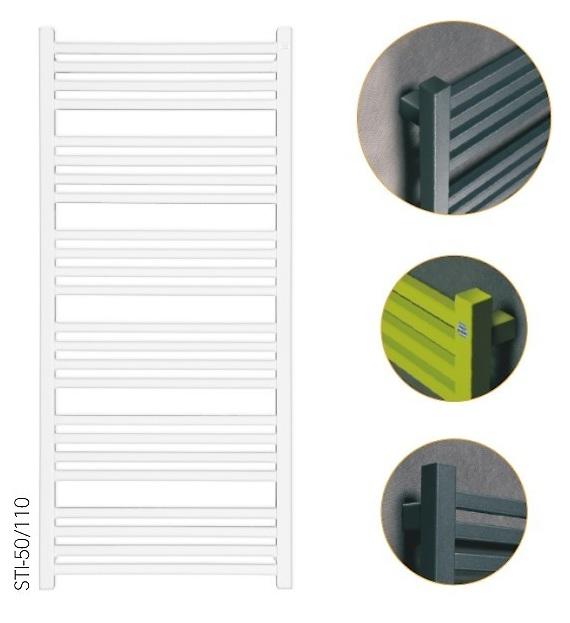 Grzejnik łazienkowy Instal-Projekt Stick STI-40/110 kolory