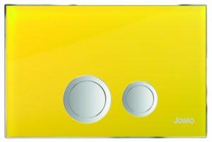 Przycisk Jomo Avantgarde 167-30001023-00 żółty
