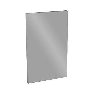 Lustro Koło Domino białe 40cm 88308-000