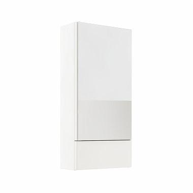 Szafka wisząca z lustrem Koło Nova Pro 41cm biały połysk 88429-000