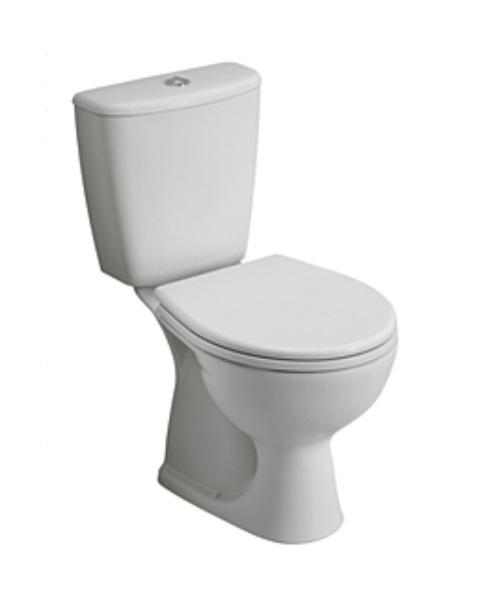WC kompakt Koło Rekord, odpływ pionowy K99001000
