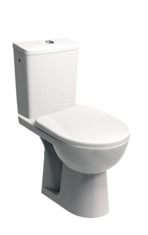 Kompakt WC Koło Nova Pro z odpływem poziomym M33200+M34011