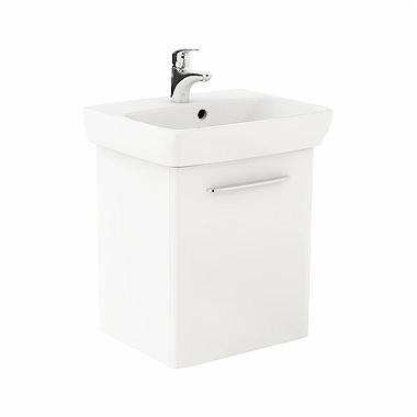 Zdjęcie Szafka pod umywalkę z umywalką Koło Nova Pro 55cm biały połysk M39005000