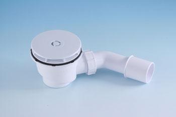 Syfon brodzikowy McAlpine HC27 Biały HC27-WH