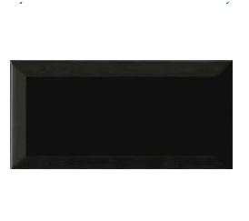 Płytka ścienna Vives Mugat negro 10x20