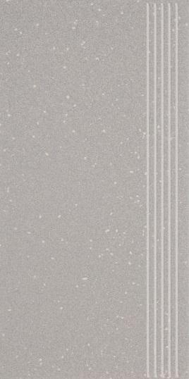 Stopnica podłogowa Nowa Gala Basis BS12 30x60cm jasny szary