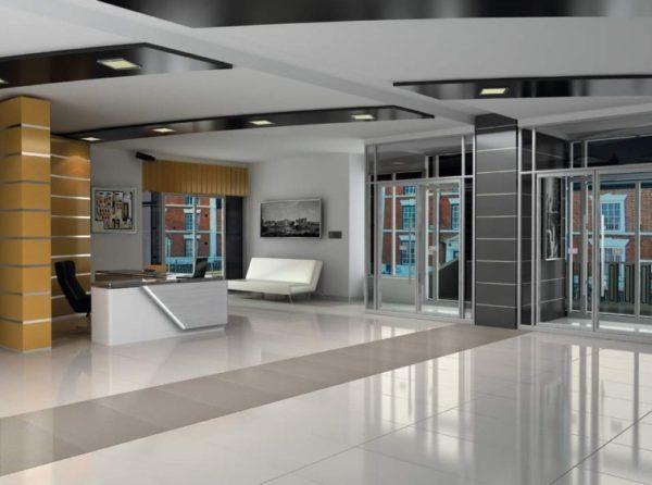 Zdjęcie Mozaika polerowana Nowa Gala Concept 14 czarny M-c-CN14 32,7×32,7 cm