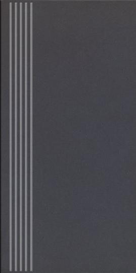 Stopnica Nowa Gala Monotec MT14 czarny 29,7x59,7cm
