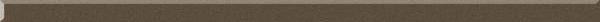 Zdjęcie Listwa szklana uniwersalna Paradyż Wenge 2,3×60