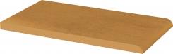 Płytka parapetowa Paradyż Aquarius Brown 24,5x13,5x1,1