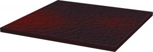 Płytka bazowa strukturalna Paradyż Cloud Duro Brown 30x30x1,1