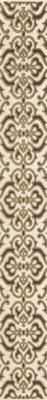 Listwa ścienna Paradyż Coraline Brown inserto Classic 7x60