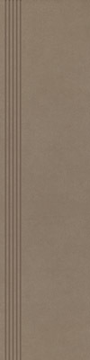 Stopnica Paradyż Intero Mocca 29,8x119,8 Mat