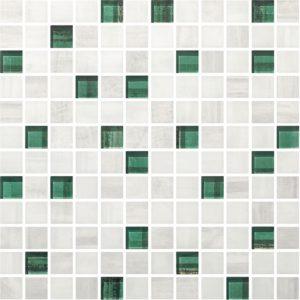 Mozaika ścienna Paradyż Laterizio cięta mix 29,8x29,8cm Mat