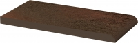Zdjęcie Płytka parapetowa gładka Paradyż Semir Brown 20x10x1,1