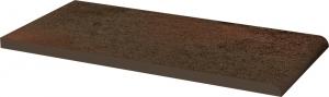 Płytka parapetowa gładka Paradyż Semir Brown 30x14,8x1,1