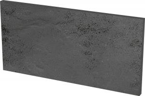Płytka podstopnicowa  Paradyż Semir Grafit 30x14,8x1,1