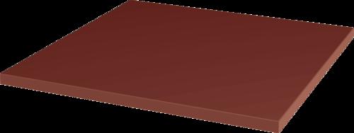 Płytka bazowa Paradyż 300x300x11 gładka Natural Rosa