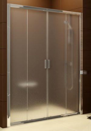 Drzwi prysznicowe Ravak Blix BLDP4-120 chrom połysk Transparent 0YVG0C00Z1